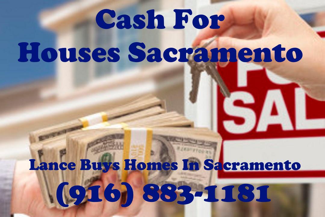 Cash For Houses Sacramento